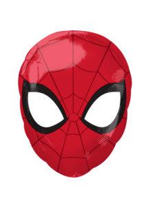 ballon hélium, ballon Spiderman, ballon aluminium, ballons pour enfants, ballons super héros, décorations super héros, Ballon Spiderman Ultimate, en Aluminium