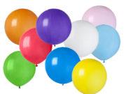 ballons latex, ballon anniversaire, ballons de baudruche, ballons hélium, ballons ronds, ballons 50 cm Ballon en Latex, Multi Couleurs 50 cm