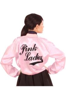 blouson pink ladies, blouson pink lady, déguisement années 60, déguisement grease, déguisement années 50, Déguisement Années 50, Blouson Pink Ladies