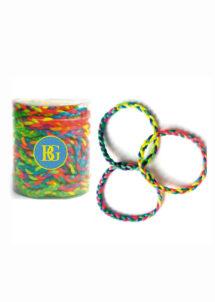 bracelet brésilien, cadeau pinata, jouet pour pinata, Bracelet Mexicain Multicolore