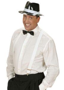 bretelles déguisement, bretelles homme, bretelles femmes, bretelles réglables, bretelles années 30, bretelles blanches, Bretelles Blanches, Elastiques et Réglables
