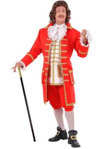 canne royale déguisement, canne de marquis déguisement, canne noire embout doré, canne de déguisement, accessoire déguisement canne, Canne Royale, Pommeau Or