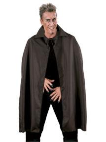 cape noire halloween, cape halloween adulte, cape déguisement halloween, cape adulte halloween, cape noire adulte halloween, cape halloween déguisement, cape noire déguisement, cape carnaval de venise, Cape Noire, 115 cm