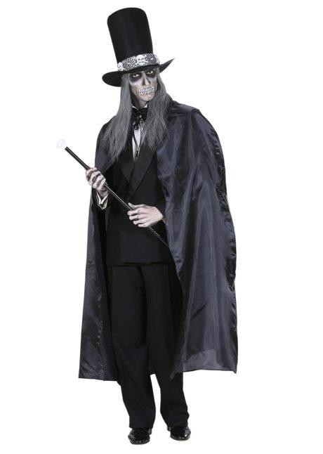 cape noire halloween, cape halloween adulte, cape déguisement halloween, cape adulte halloween, cape noire adulte halloween, cape halloween déguisement, cape noire déguisement, cape carnaval de venise, Cape Noire, 130 cm