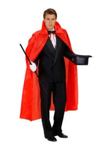 cape rouge adulte halloween, cape halloween adulte, cape diable halloween, cape de vampire halloween, cape halloween déguisement, cape halloween adulte, accessoire halloween, Cape Rouge de Diable, 130 cm