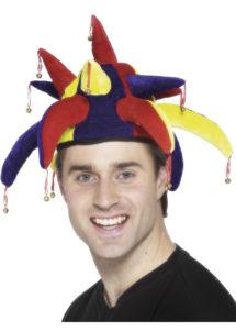chapeau joker, chapeaux à clochettes, chapeaux humour, chapeau fou du roi, chapeaux joker, Chapeau de Joker