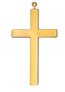 croix déguisement de moine, croix de moine déguisement, pendentif croix de bonne soeur, collier de déguisement, accessoires de déguisement, collier croix déguisement, collier croix de déguisement, collier déguisement de bonne soeur, croix de nonne, chapelet de déguisement, accessoires de fête, Collier Croix sur Cordon