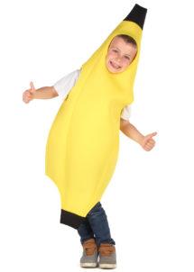 déguisement de banane enfant, costume de banane enfant, déguisement fruit enfant, Déguisement de Banane, Garçon