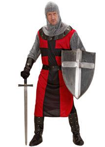 déguisement de chevalier homme, costume chevalier homme, déguisement chevalier adulte, costume médiéval homme, déguisement médiéval homme, Déguisement Médiéval, Chevalier Dark Age