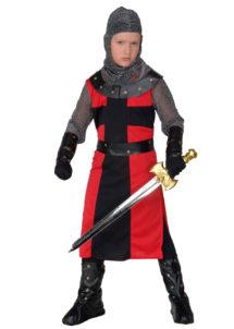 déguisement de chevalier enfant, costume chevalier enfant, déguisements enfants, costume chevalier enfant, déguisements garçons, Déguisement de Chevalier Obscure, Garçon
