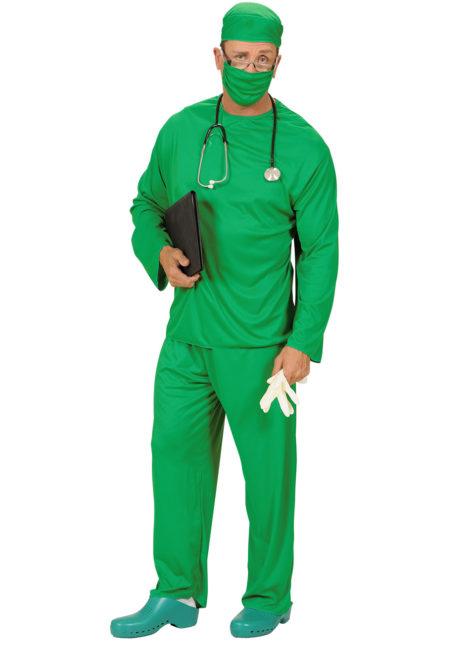 déguisement de chirurgien, déguisement chirurgien homme, costume chirurgien, Déguisement de Médecin, Chirurgien