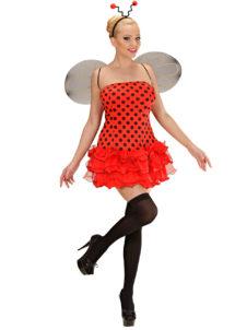 déguisement de coccinelle femme, déguisement de coccinelle adulte, costume coccinelle femme, costume coccinelle adulte, déguisement animaux femme, costume animaux femme, déguisement coccinelle adulte, Déguisement Coccinelle