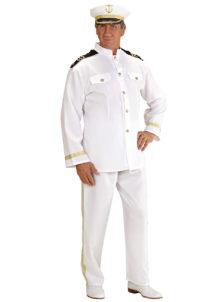 déguisement de capitaine marine, déguisement marin homme, costume de marin homme, déguisement capitaine de la marine, costume capitaine marine, Déguisement de Marin, Capitaine