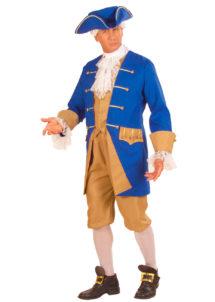 déguisement vénitien, costume vénitien, déguisement carnaval de venise, déguisement de marquis, costume de marquis déguisement, déguisement marquis adulte, déguisement marquis homme, déguisement baroque homme, costume de noble homme, déguisement de noble, Déguisement de Marquis Colonial