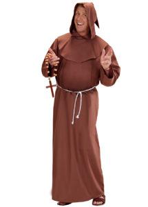 déguisement de moine, costume de moine, déguisement religieux homme, costume religieux homme, déguisement de moine adulte, Déguisement de Moine Capucin