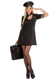 déguisement de pilote femme, costume pilote femme, déguisement femme, costume de pilote adulte, déguisement pilote adulte, déguisement pilote sexy, Déguisement de Pilote