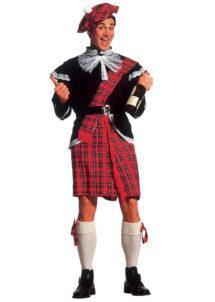 déguisement d'écossais, costume écossais homme, kilt écossais déguisement, déguisement écossais adulte, Déguisement Ecossais