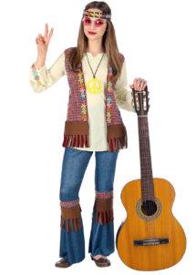 déguisement hippie fille, costume hippie fille, déguisement hippie enfant, Déguisement de Hippie, Fille