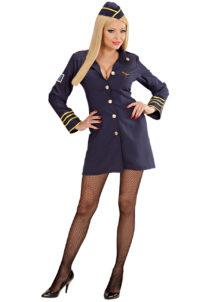 déguisement d'hôtesse de l'air, costume hôtesse de l'air, déguisement métier femme, costume métier femme, costume hôtesse de l'air déguisement, Déguisement d'Hôtesse de l'Air