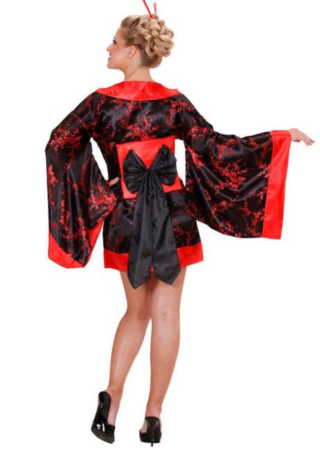 déguisement japonaise adulte, costume kimono japonaise, costume de geisha japonaise, déguisement geisha, Déguisement de Japonaise, Butterfly