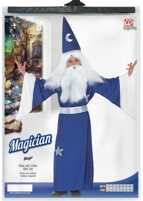 déguisement de magicien enfant, déguisement magicien garçon, costume magicien enfant, déguisements enfants, Déguisement de Magicien, Garçon
