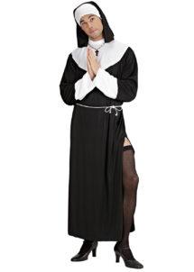 déguisement nonne homme, déguisement bonne soeur homme, costume bonne soeur adulte, costume nonne adulte, costume bonne soeur homme, déguisement bonne soeur homme, Déguisement de Bonne Soeur, Mr Nun
