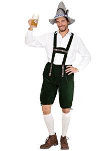 déguisement bavarois, déguisement oktoberfest, déguisement bavarois homme, costume bavarois homme, déguisement tyrolien homme, costume tyrolien homme, salopette bavaroise déguisement, déguisement homme, Déguisement Bavarois, Salopette