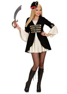 déguisement pirate femme, costume pirate femme, déguisement de pirate femme, Déguisement de Pirate, Capitaine Lady