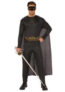 déguisement de zorro adulte, déguisement zorro, costume zorro adulte, Déguisement de Zorro