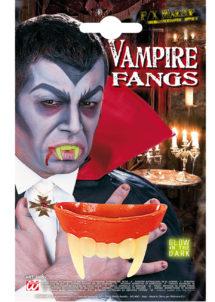 dents de vampire, dentier de vampire, Dentier de Vampire, Phosphorescent