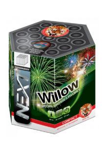 feu d'artifice willow, feux d'artifices compacts, feux d'artifices pyragric, feu d'artifice automatique, Feux d'Artifices Compacts, Willow