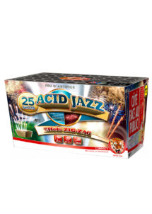 feu d'artifice compact, feux d'artifices, feux artifice pyragric, Feux d'Artifices, Compacts, Acide Jazz