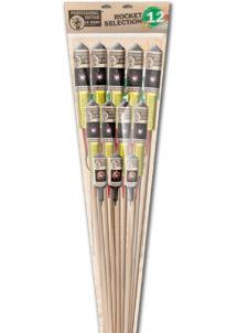 feux d'artifices, fusées, fusées rocket, achat feux d'artifices paris, feux d'artifices pyragric, Feux d'Artifices, Fusées Rocket 12