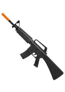 fusil d'assault, fusil en plastique, fusil m16 en plastique, fausse arme, Fusil d'Assaut M16