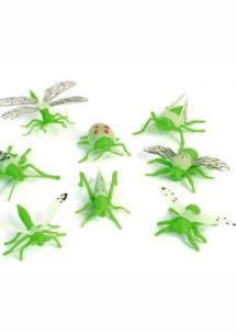 jouets pinata, insecte phosphorescent pinata, petits jouets kermesse, Animal Insecte Humoristique Phosphorescent