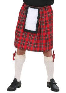 kilt écossais, kilt de déguisement, kilt pour homme, costume écossais, déguisement écossais, Kilt Tartan Ecossais