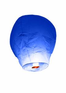 lanterne volante, lanterne thaïlandaise,lanterne chinoise, lampion volant, lanterne volante sky lantern, lanterne volante asiatique, lanterne volante pour lâcher de lanterne, Lanterne Volante, Bleu Roi