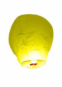 lanterne volante, lanterne thaïlandaise,lanterne chinoise, lampion volant, lanterne volante sky lantern, lanterne volante asiatique, lanterne volante pour lâcher de lanterne, Lanterne Volante, Jaune