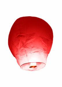 lanterne volante, lanterne thaïlandaise,lanterne chinoise, lampion volant, lanterne volante sky lantern, lanterne volante asiatique, lanterne volante pour lâcher de lanterne, Lanterne Volante, Rouge