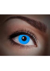 LENTILLES-FLUOS-UV-BLEUES-U75, Lentilles Fluos, UV Flash, Bleues