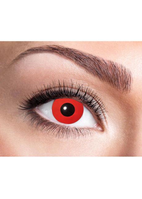 lentilles dracula, lentilles rouges, lentilles halloween, lentilles fantaisie, lentilles déguisement, lentilles déguisement halloween, lentilles de couleur, lentilles fete, lentilles de contact déguisement, lentilles de diable, Lentilles Rouges, Devil