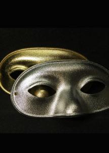 masque vénitien, loup vénitien, loup carnaval, masque de carnaval, Loup Domino, Argent ou Or