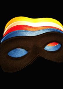 masque vénitien, loup vénitien, loup carnaval, masque de carnaval, Loup Farfalla