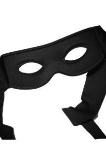 masque de zorro, loup bandeau de Zorro, Loup de Zorro