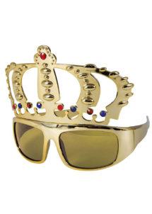 lunettes couronne de roi, lunettes humoristiques, Lunettes Couronne de Roi