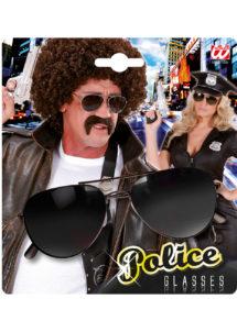 lunettes de police, lunettes police, lunettes rayban, lunettes déguisements, Lunettes de Police
