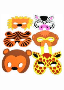 masque animal bébé, masque animal enfant, Masque Animal Enfant, Mousse EVA