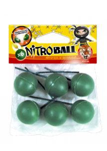 pétards, pétards et fumigènes, pyragric, acheter des pétards à paris, Pétards, Pyra Cracker Nitro Ball