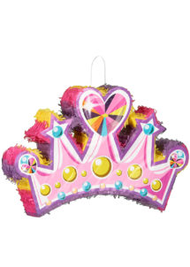 pinata, pinata mexicaine, pinata d'anniversaire, pinata pour anniversaire, pinata princesse, Pinata, Diadème de Princesse