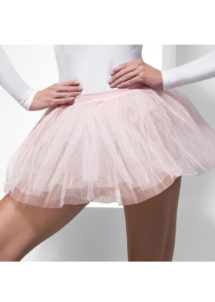 tutu de danseuse, déguisement tutu, accessoire déguisement tutu, accessoire tutu déguisement, tutu rose, tutu rose déguisement, Tutu Rose, en Tulle et Résille